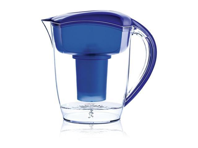 Alkaline Pitcher Blue - Santevia - 1 - Container