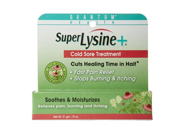 Super Lysine Plus Cream - Quantum - 0.75 oz - Cream