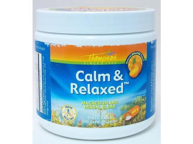 Calm & Relaxed Orange 300g - Thompson - 300 g - Powder