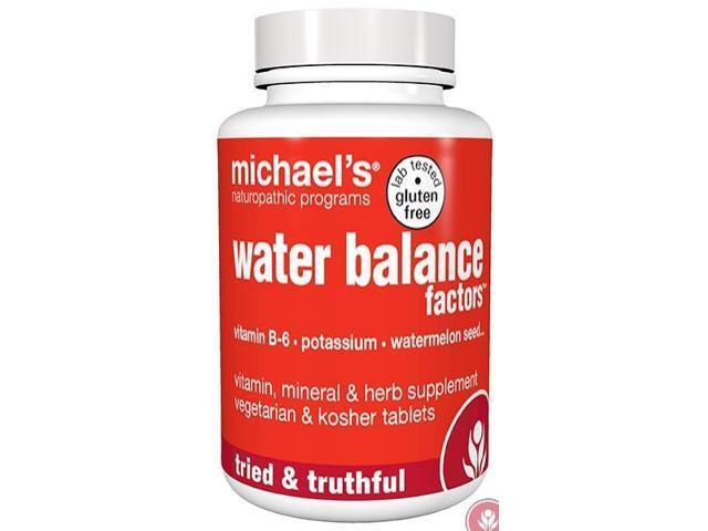 Water Balance Factors - Michael's Naturopathic - 120 - Tablet