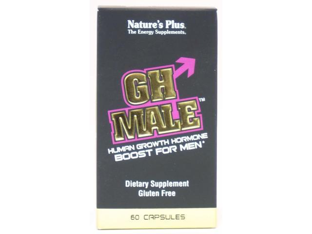 GH Male - Nature's Plus - 60 - Capsule