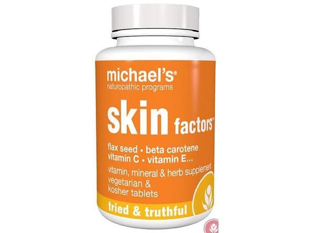 Skin Factors - Michael's Naturopathic - 90 - Tablet