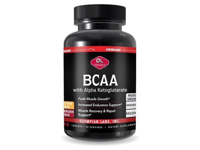 BCAA Keto (3:1) - Olympian Labs - 90 - Capsule