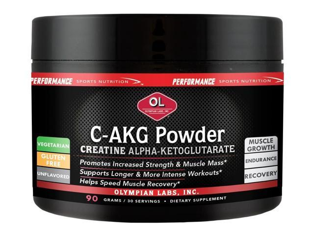 C-AKG Powder - Olympian Labs - 90 g - Powder