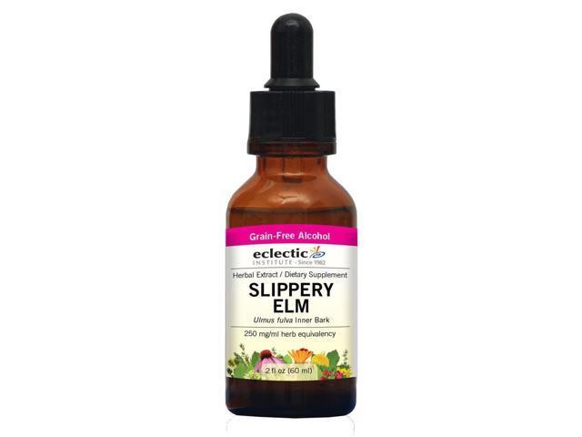 Slippery Elm Extract - Eclectic Institute - 2 oz - Liquid