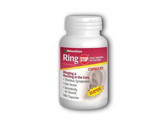 RingStop - Natural Care - 180 - Capsule