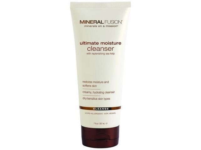 Ultimate Moisture Facial Cleanser - Mineral Fusion - 7 oz - Liquid