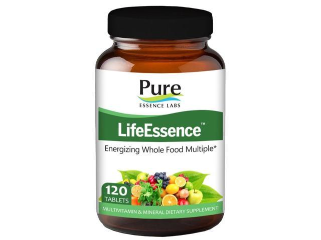 Life Essence -The Master Multiple - Pure Essence Labs - 120 - Tablet