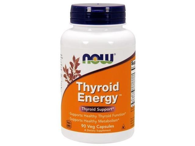 Now Foods, Thyroid Energy 90 Vcaps