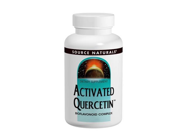 Activated Quercetin - Source Naturals, Inc. - 50 - Capsule
