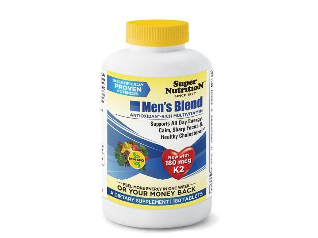 The Men's Blend - Super Nutrition - 180 - Tablet