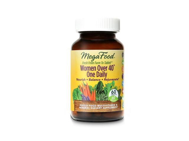 Women Over 40 One Daily - MegaFood - 60 - Tablet