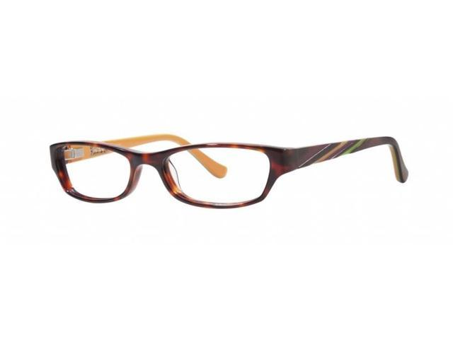 Kensie MINGLE Eyeglasses in color code TORTOISE in size:46 ...