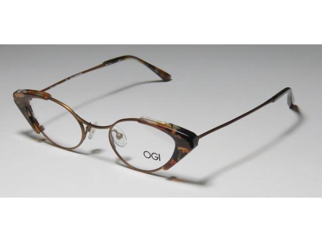 Eyeglass Frames Size 46 : Ogi 5300 Eyeglasses in color code 1417 in size:46/20/145 ...