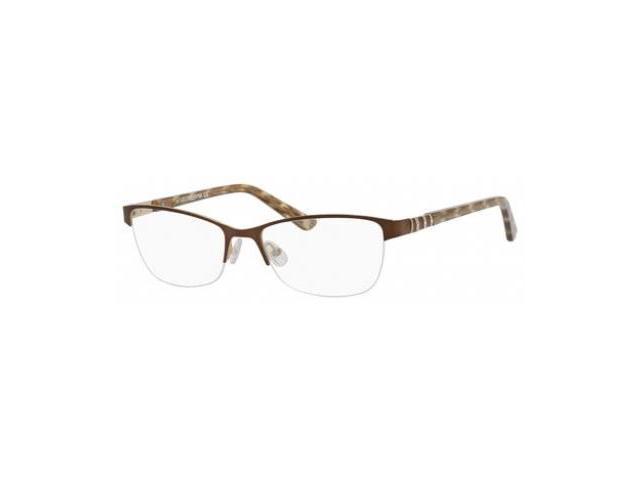Liz Claiborne Eyeglass Frames 135 : Liz Claiborne 615 Eyeglasses in color code RF4 in size:53 ...