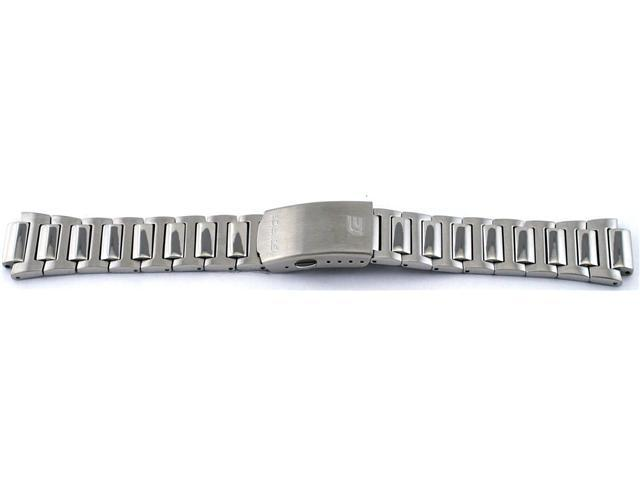 Casio #10300087 Genuine Factory Replacement Stainless Steel Band for EF500D