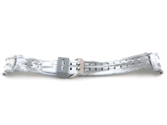 Casio Genuine Factory Replacement Band, Arctic Grey for G-9000MC-8V - OEM