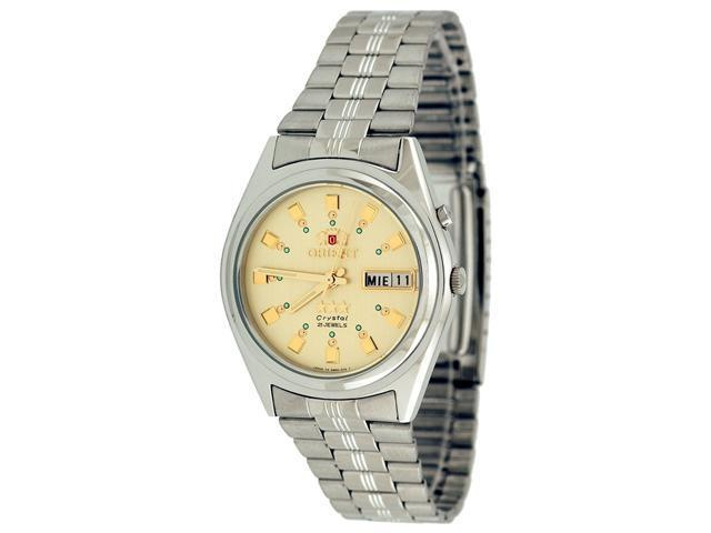 Orient #BEM6Q004C Men's Tri Star Standard Self Winding Automatic Watch