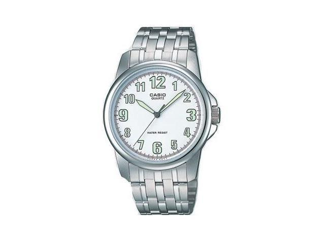 Casio #MTP1216A-7B Men's Metal Fashion Easy Reading Dial Watch.