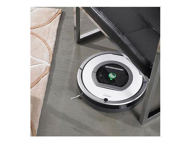 IRobot Roomba 760 Automatic Robotic Vacuum Cleaner