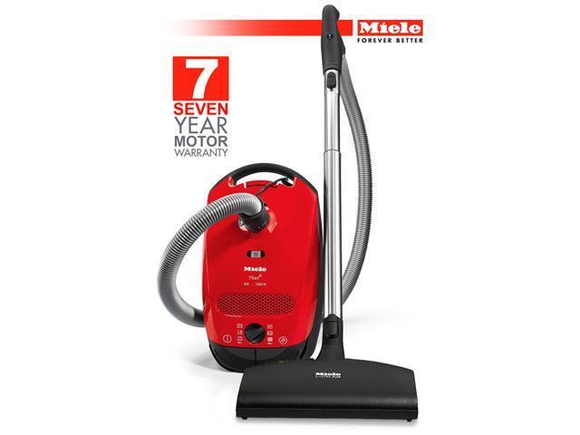 Miele Titan S2181 Vacuum Cleaner with SEB 217 Powerhead and SBB-3 Floorbrush