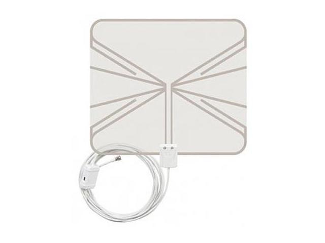 Winegard FlatWave HDTV Indoor Antenna w/ Built-In Amplifier for Crystal Clear Picture