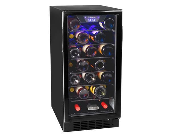 haier hvts16ass silver wine cooler wine accessories. Black Bedroom Furniture Sets. Home Design Ideas