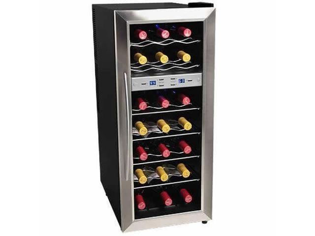 EdgeStar 21-Bottle Dual Zone Wine Cooler