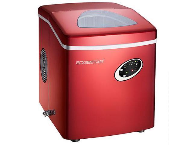 EdgeStar Red Portable Ice Maker-Newegg.com