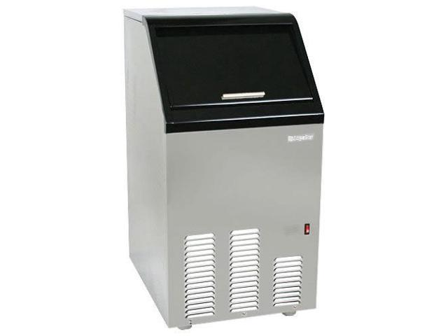 EdgeStar 65 lb. Capacity Full Size Ice Maker - Stainless Steel