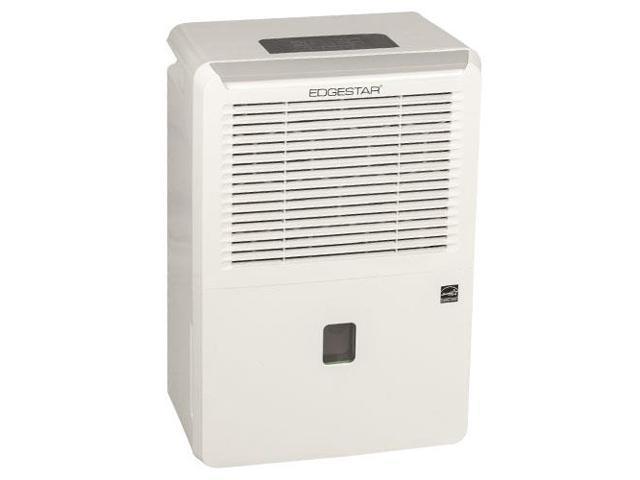 EdgeStar Energy Star 50 Pint Portable Dehumidifier - White