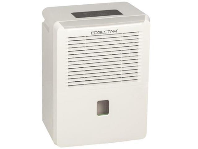 EdgeStar 30 Pint Portable Dehumidifier - White