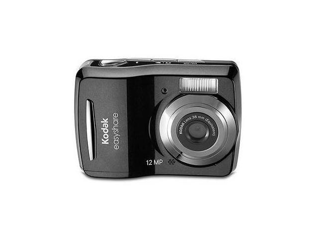 Kodak EasyShare C1505 Digital Camera (Black)