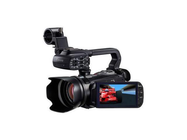 Canon XA10 Black 1/3