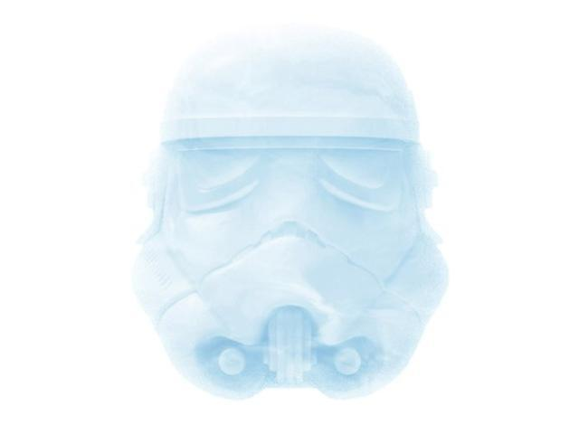 Stormtrooper Silicone Ice Cube Tray