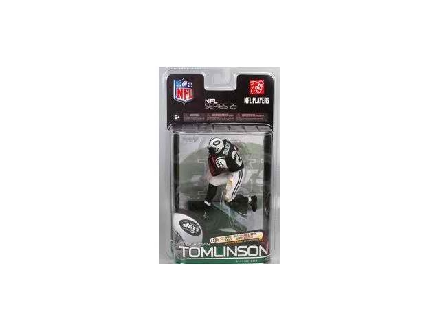 Mcfarlane NFL Series 25 Ladainian Tomlinson New York Jets