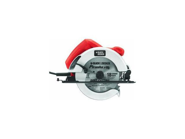 "Black & Decker CS1014 7-1/4"" 12A Circular Saw"