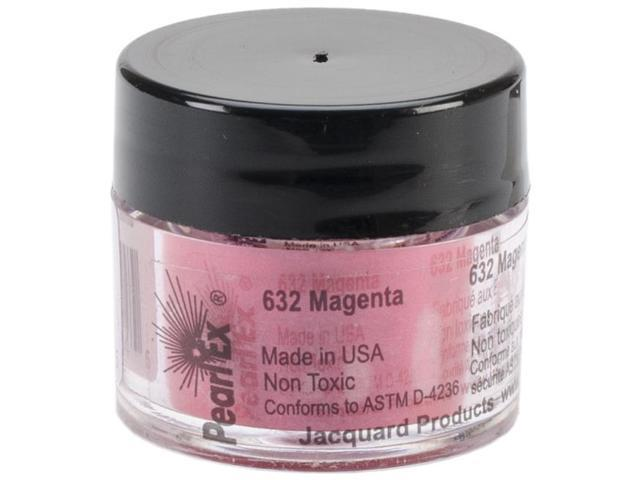 Jacquard Pearl Ex Powdered Pigments 3g-Magenta