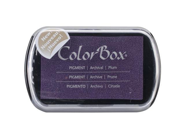 ColorBox Pigment Ink Pad-Plum