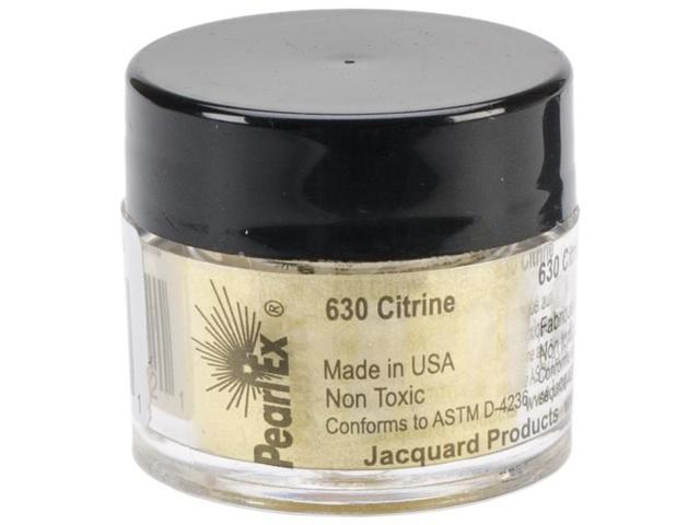 Jacquard Pearl Ex Powdered Pigments 3g-Citrine