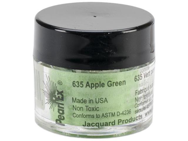 Jacquard Pearl Ex Powdered Pigments 3g-Apple Green