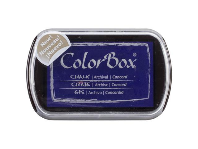 ColorBox Fluid Chalk Ink Pad-Concord
