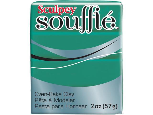 Sculpey Souffle Clay 2oz-Jade
