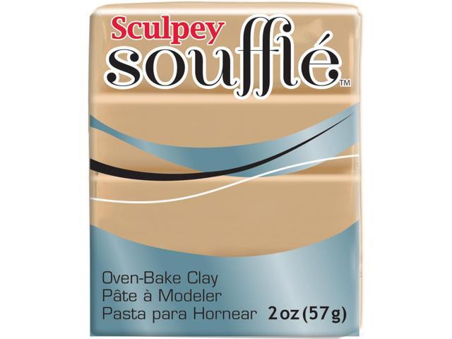Sculpey Souffle Clay 2oz-Latte