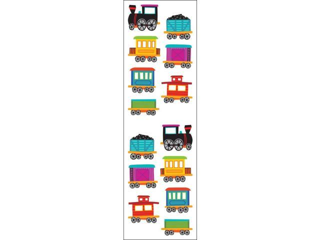 Mrs. Grossman's Stickers-Chubby Train