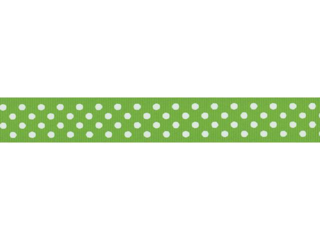 Grosgrain Confetti Dot Ribbon 7/8