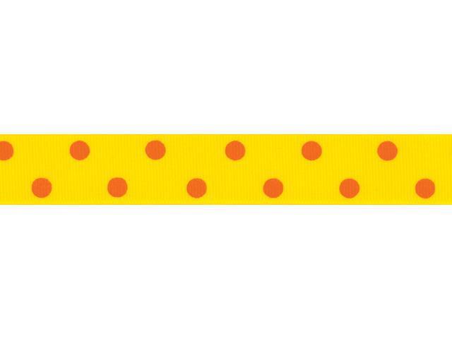 Dippy Dots Ribbon 7/8