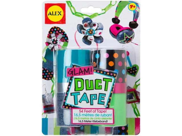 Hot Duct Tape Fashion Kit-Glam