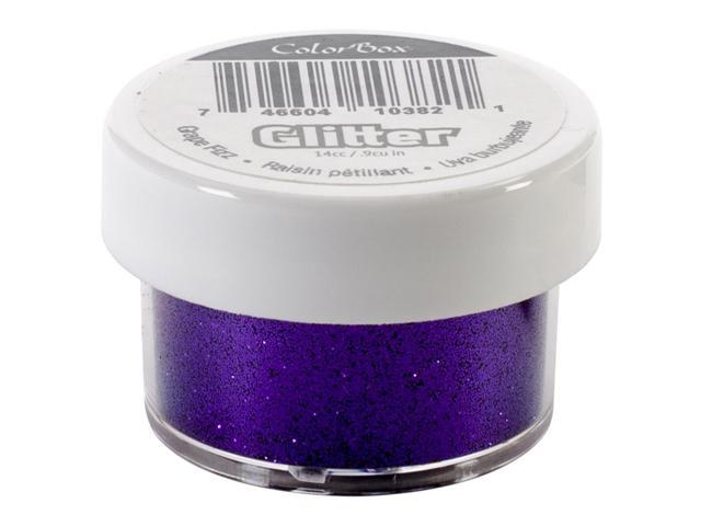 ColorBox Glitter .5oz-Grape Fizz