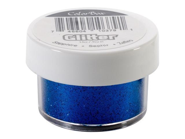 ColorBox Glitter .5oz-Sapphire